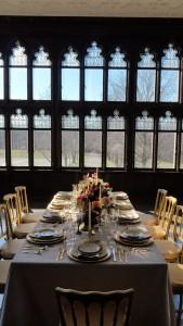 Breakfast Room Elegant Table