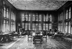Hempstead House -Interior - Breakfast Room