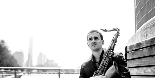 Bobby Katz with Saxophone