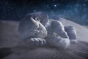 Sleeping Sphinx