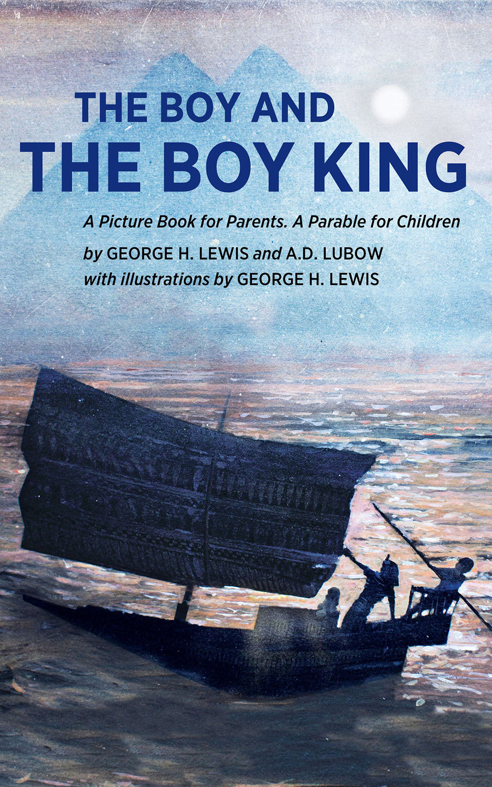 The Boy and the Boy King book cover