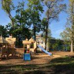 Playground - Cedarworks & Swings