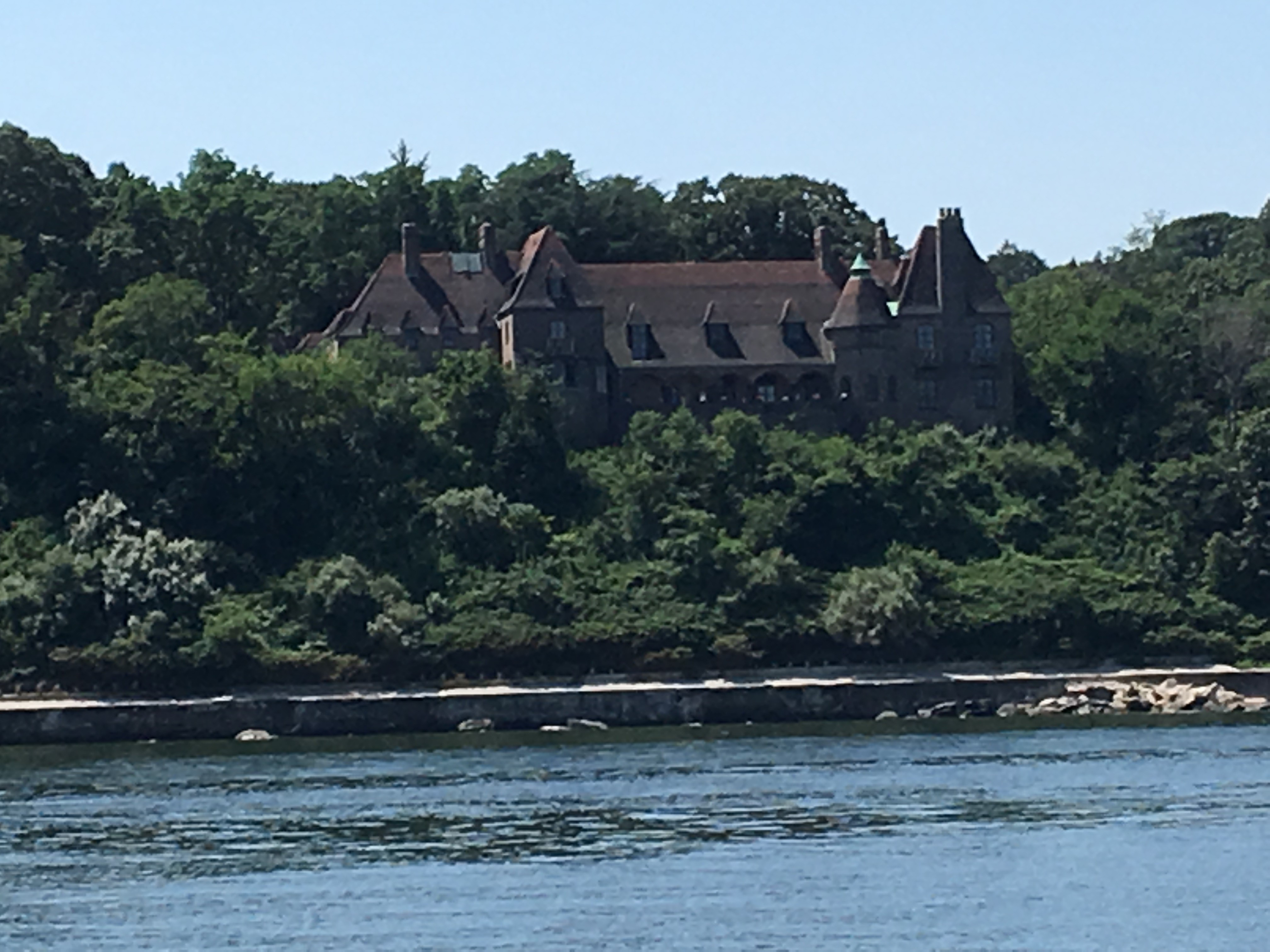 Falaise from Hempstead Harbor View