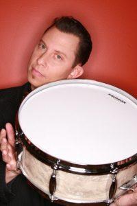 Drummer Daniel Glass