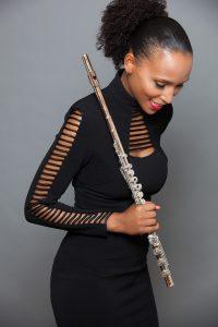 Allison Loggins--Hull, Flutist