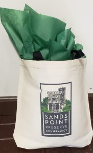 Gift Bag with Conservancy Tote Bag