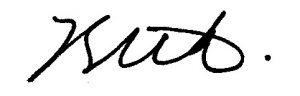 Signature - Beth