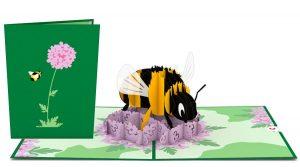 Bee 3D Card