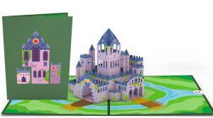 Castle 3D Card
