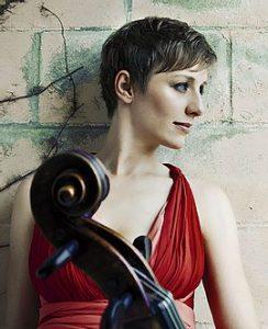 Alexis Gerlach - Cellist