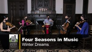 Four Seasons in Music - five musicians in performance