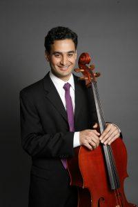 Raman Ramakrishnan, Cellist