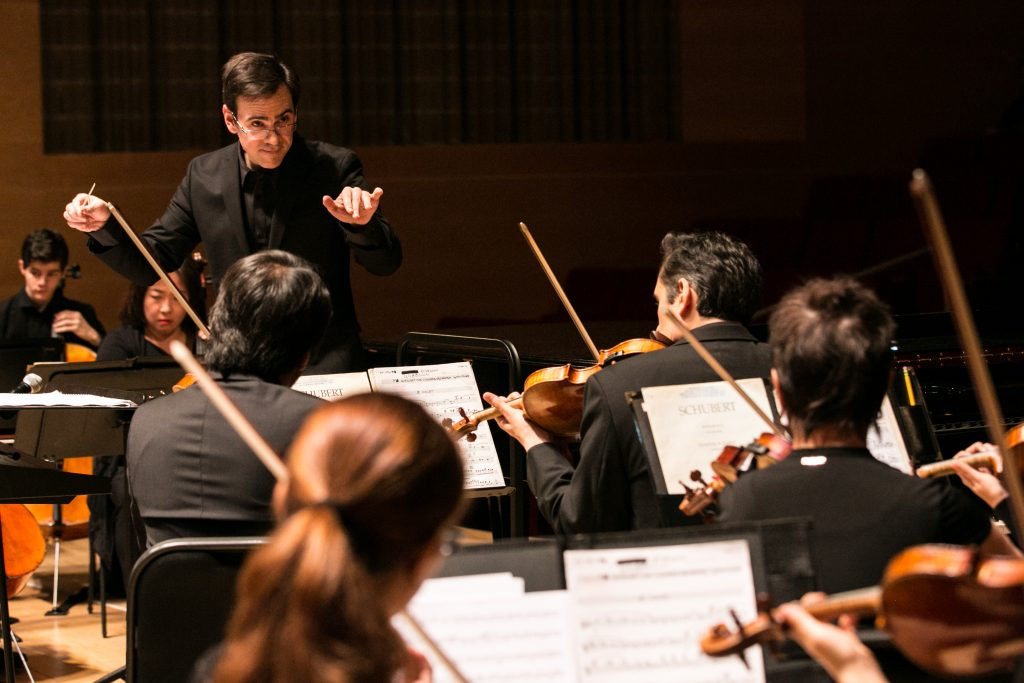 North Shore Symphony Orchestra Harry Marenstein, conductor/music director